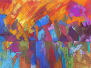 Abstract Pastel 005