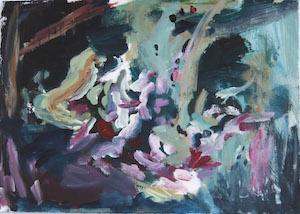 NIKI CAMPBELL Untitled 1 41 x 31 cm